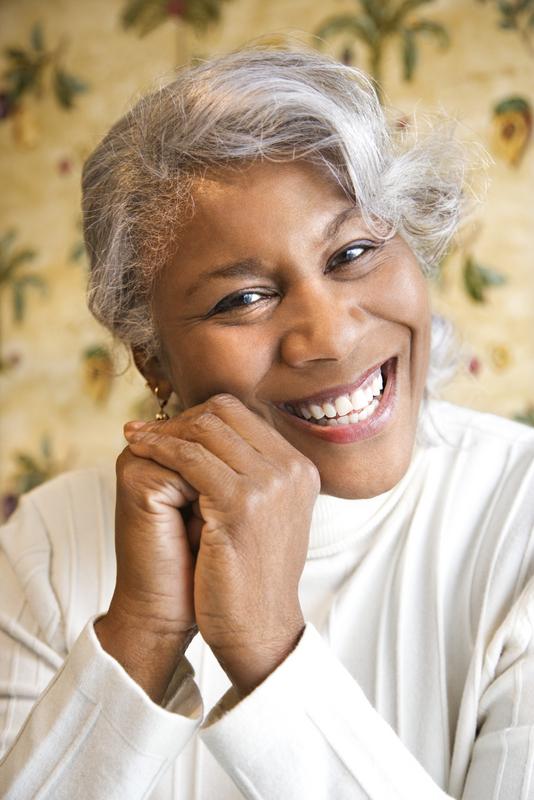 pretty older black women