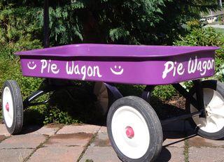 Pie wagon crop
