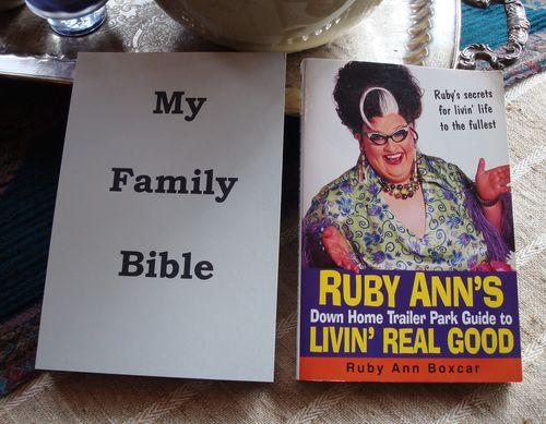 Bible Ruby Ann