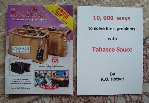 Hariet carter tabasco